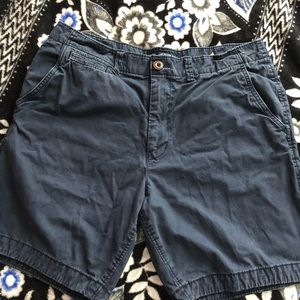 American Eagle navy shorts